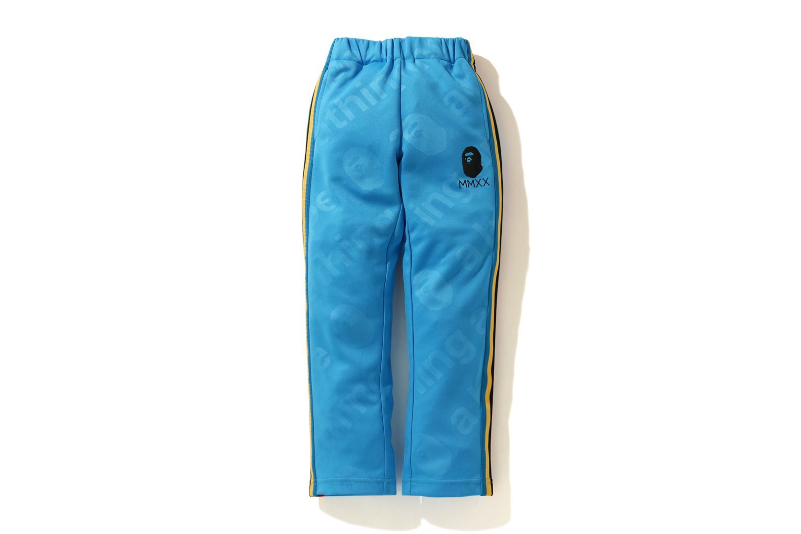 A BATHING APE® SIDE TAPE JERSEY PANTS_a0174495_16330231.jpg