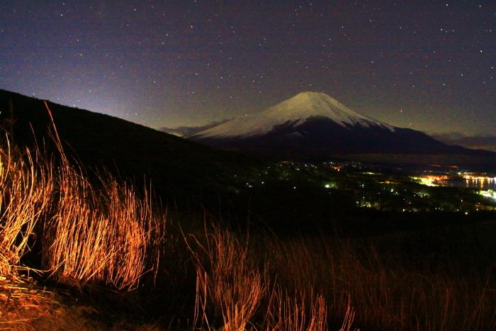 令和2年2月の富士 (25) 山中湖パノラマ台の富士_e0344396_22473435.jpg