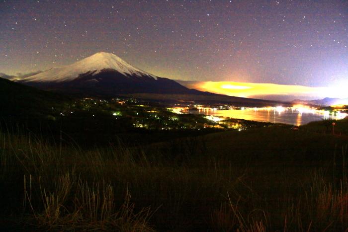 令和2年2月の富士 (25) 山中湖パノラマ台の富士_e0344396_22473448.jpg