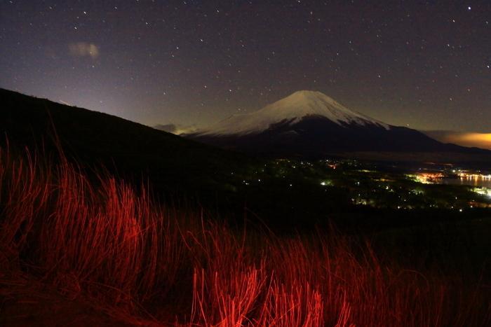令和2年2月の富士 (25) 山中湖パノラマ台の富士_e0344396_22473452.jpg