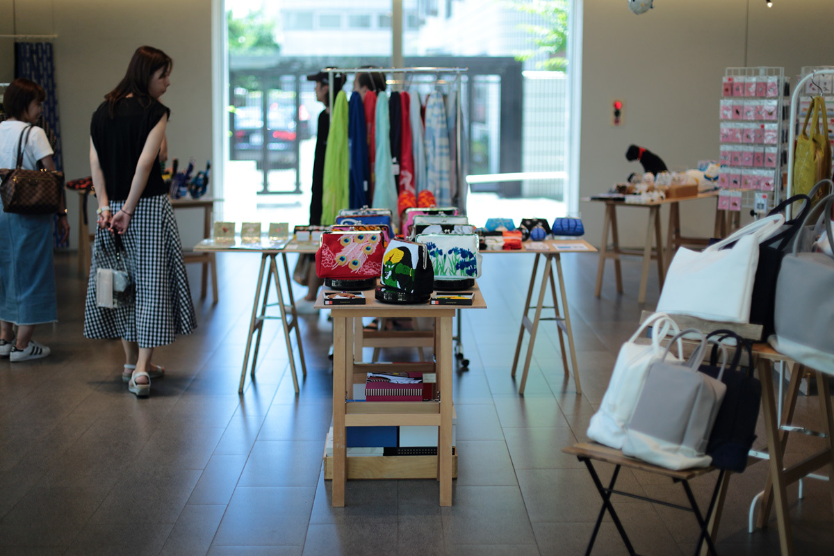 夏の京もの雑貨市  @代官山 T-SITE GARDEN GALLERY_f0204300_13370312.jpg