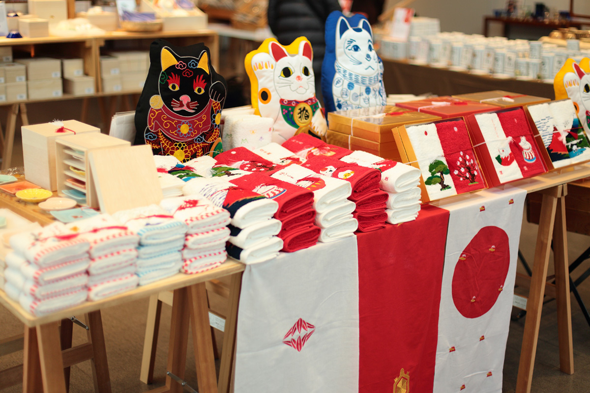 「にっぽんの暮らし展2019」@代官山 T-SITE GARDEN GALLERY _f0204300_15290928.jpg