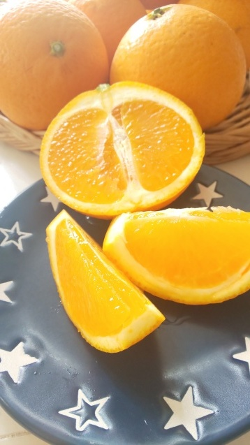 清見オレンジ届きました。_c0124528_13414151.jpg