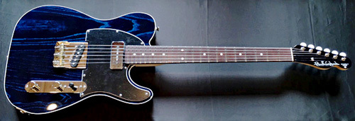 「Zebra Black × Blue MetaのSTD-T」2本目が完成です!_e0053731_16220772.jpeg