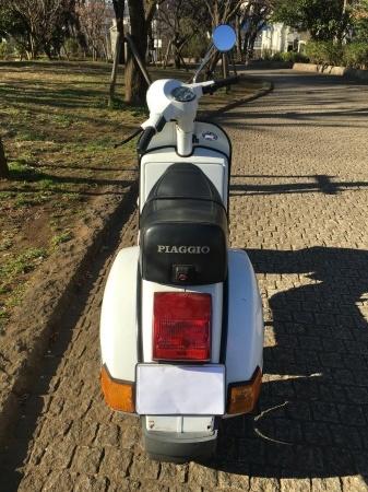 Piaggio Vespa PX200 BME 白 オリジナル_f0123137_22492729.jpg