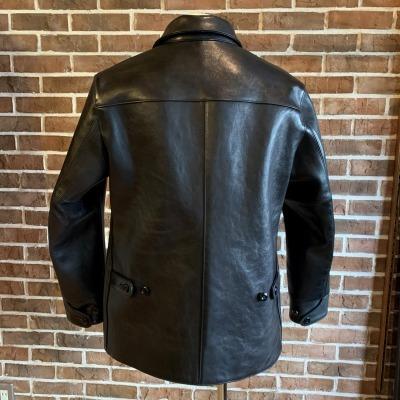 30\'s Leather Car Coat Gilmour_d0100143_14323875.jpg