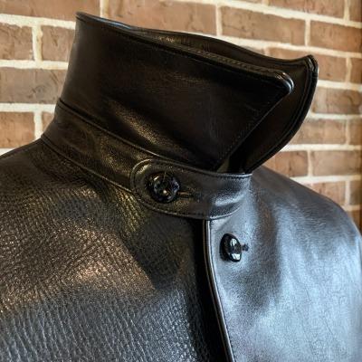 30\'s Leather Car Coat Gilmour_d0100143_14342197.jpg