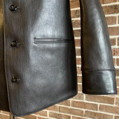 30\'s Leather Car Coat Gilmour_d0100143_14342974.jpg