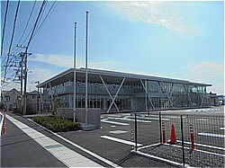 清水町 図書館・保健センター_c0087349_04174424.jpg