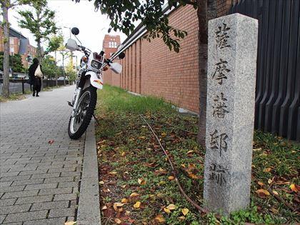 1866年薩長同盟 セローで楽しむ京都幕末維新_e0044657_22322607.jpg