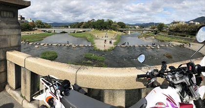 1866年薩長同盟 セローで楽しむ京都幕末維新_e0044657_22322618.jpg