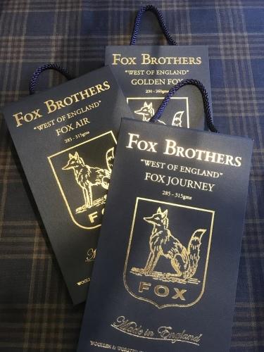 2020 春夏の新着! 「FOX BROTHERS」 編_c0177259_20334562.jpeg