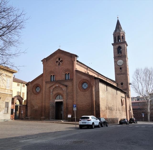 クレモナの状況と、サン・ミケーレ教会、製作記など。_d0047461_07153615.jpg