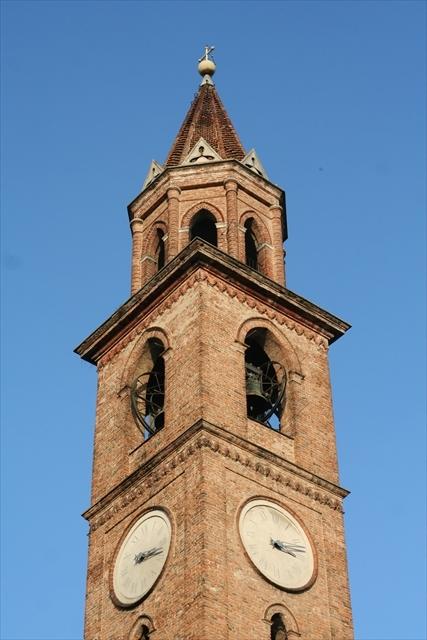 クレモナの状況と、サン・ミケーレ教会、製作記など。_d0047461_07343153.jpg