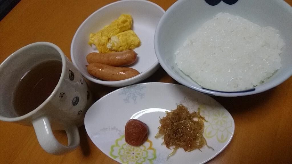 朝食_b0106766_20472609.jpg