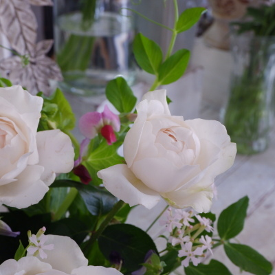 オークリーフ花の教室(前田さんの作品)_f0049672_18191505.jpg