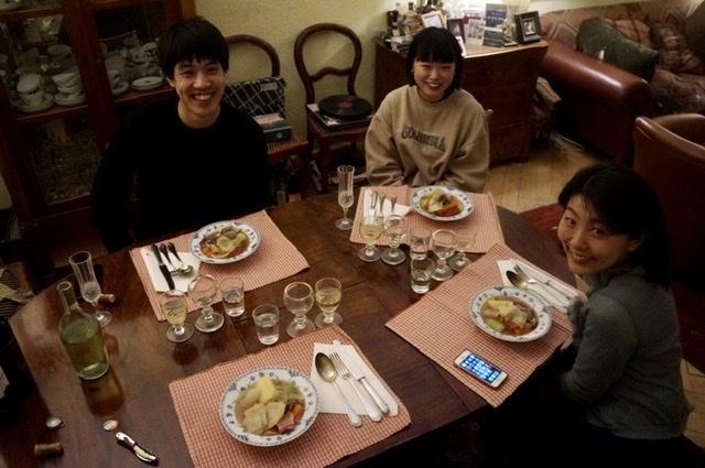 日曜日の拙宅晩餐はイタリアン_c0180686_05172721.jpeg
