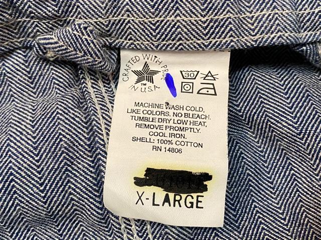 3月7日(土)マグネッツ大阪店スーペリア入荷!!#4 Work編! Levi\'s & Carhartt、HERCULES、RANCHCRAFT!!_c0078587_11321023.jpg