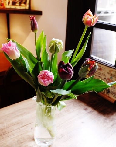 春が届く♪_e0167795_12322950.jpg