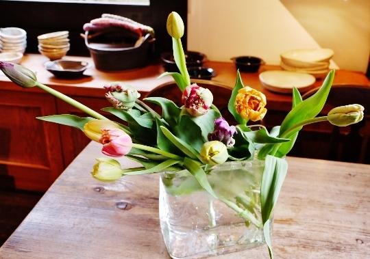 春が届く♪_e0167795_12323986.jpg