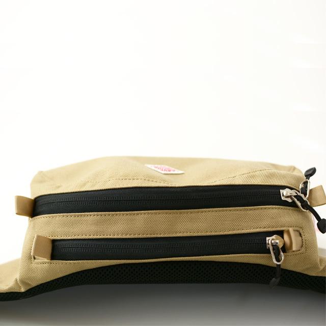 DANTON [ダントン] CORDURA DUCK WEST BAG [JD-7254 COR] コーデュラダック・ウエストバッグ・ウエストポーチ・MEN\'S/LADY\'S _f0051306_16071757.jpg