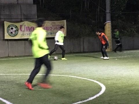 UNO 3/3(火) at UNOフットボールファーム_a0059812_15463350.jpg