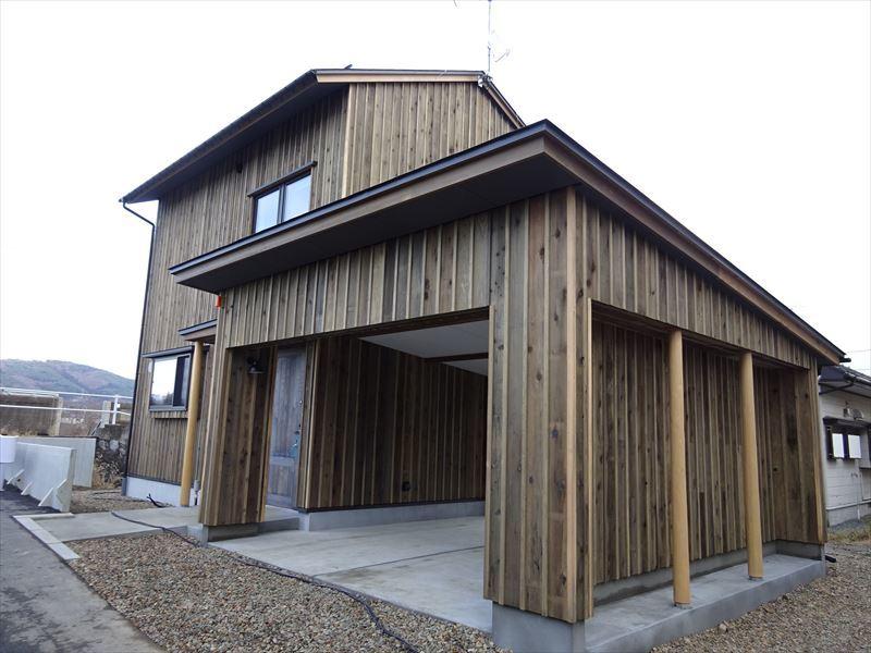 仙北町の家 完成写真② 内観_f0105112_04321293.jpg