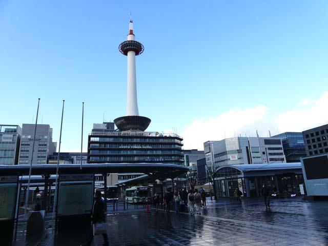 人がいない 京都駅_e0048413_21190430.jpg