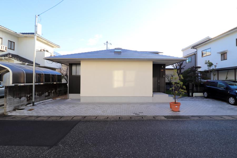 方形の平屋/メンテナンス/建具調整/岡山_c0225122_10240892.jpg