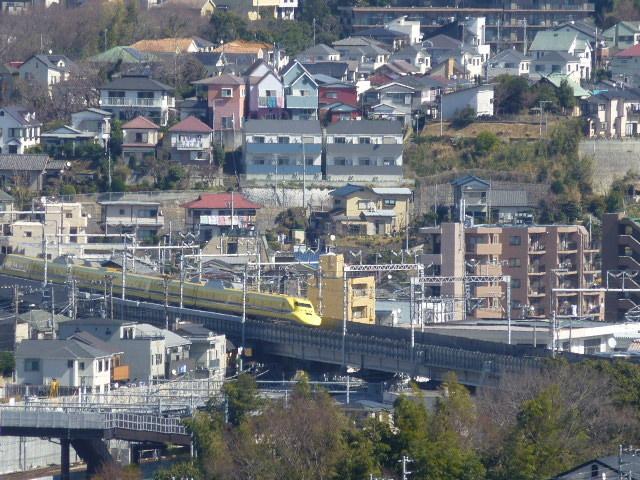 ドクターイエロー撮影成功_e0237625_15542913.jpg