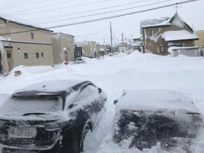雪ー_a0165527_07511772.jpg