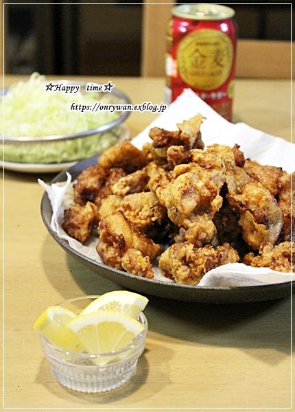 のりちゃんの海苔でチェッカーズフラッグ風弁当と今夜のおうち呑み♪_f0348032_18050339.jpg