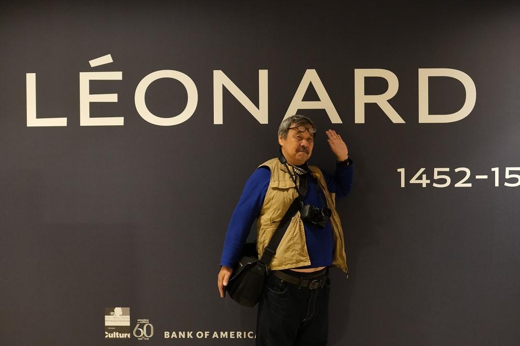 レオナルドダビンチ展 Vol1 初ルーブル 2020/01/24  パリの旅_f0050534_07531912.jpg