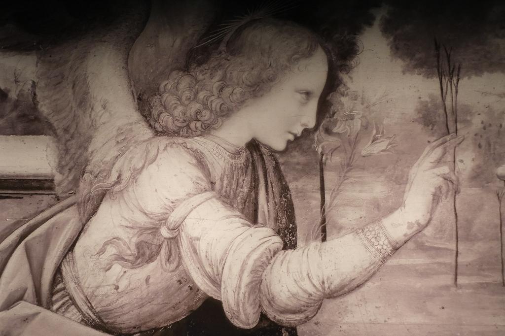 レオナルドダビンチ展 Vol1 初ルーブル 2020/01/24  パリの旅_f0050534_07553945.jpg