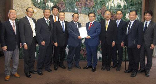 12月16日 農林水産関係の議員連盟が知事要望を実施_d0225737_00012669.jpg