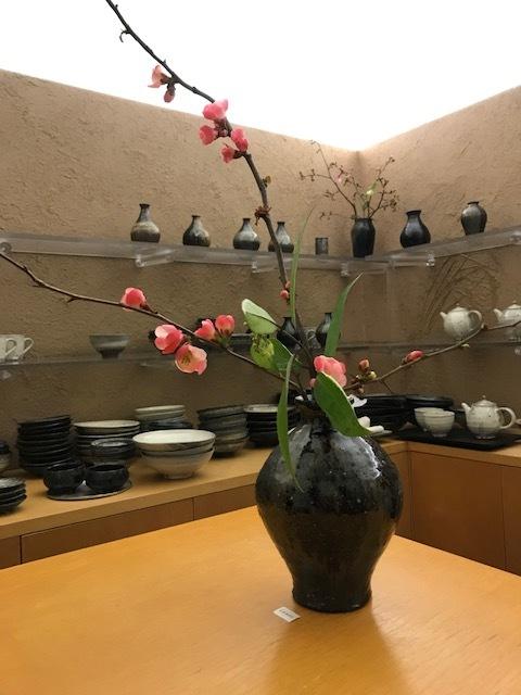 八田亨 陶展 - 南青山にて-  明日からです_b0132442_18192097.jpg