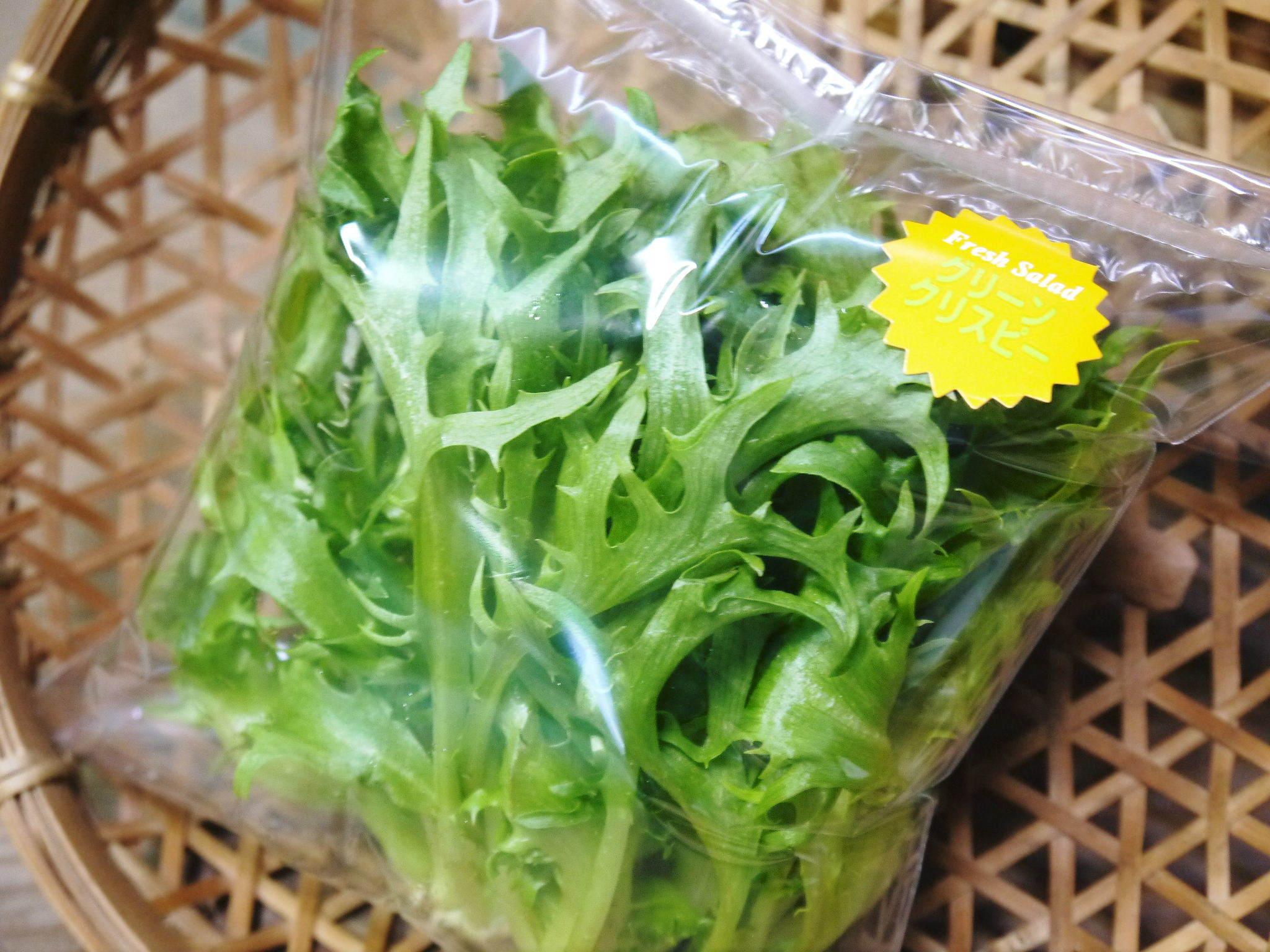 水耕栽培の新鮮野菜 無農薬栽培の生野菜!新商品!「グリーンクリスピー」の販売に向けて!_a0254656_17410202.jpg