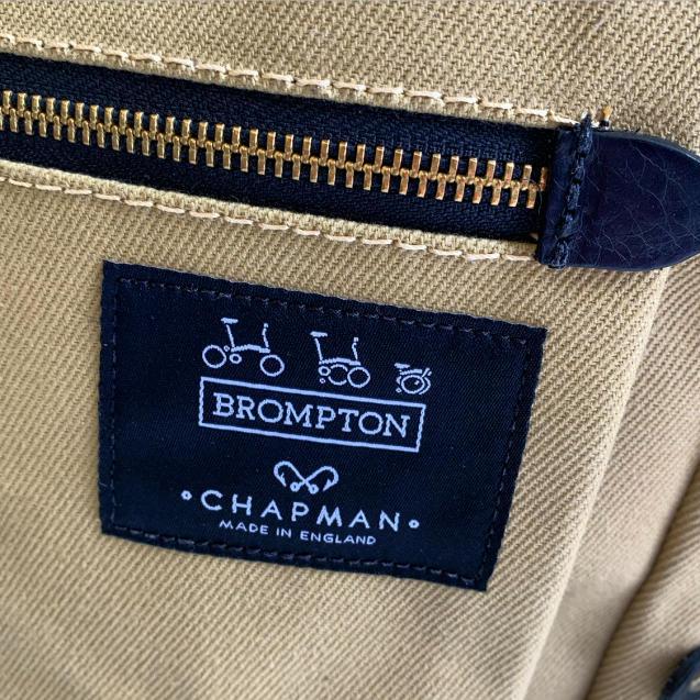 新BROMPTONフロントバック展示中!_d0197762_14594297.jpg