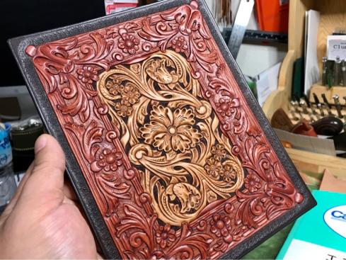 2020 Prescott Carving Contest 出品作品の製作過程(その1)_a0228364_12335003.jpg