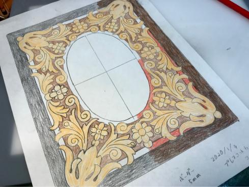 2020 Prescott Carving Contest 出品作品の製作過程(その1)_a0228364_12354218.jpg
