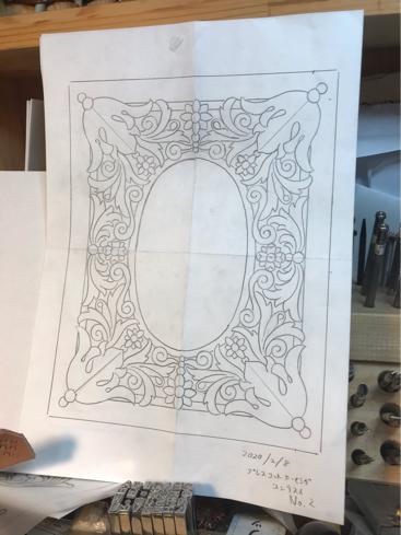 2020 Prescott Carving Contest 出品作品の製作過程(その1)_a0228364_12354248.jpg