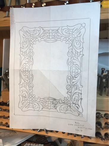 2020 Prescott Carving Contest 出品作品の製作過程(その1)_a0228364_12354305.jpg