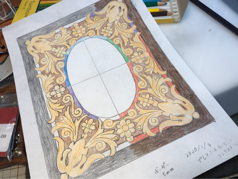 2020 Prescott Carving Contest 出品作品の製作過程(その1)_a0228364_12354312.jpg