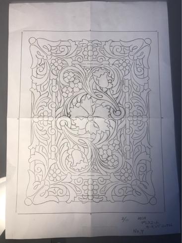 2020 Prescott Carving Contest 出品作品の製作過程(その1)_a0228364_12362096.jpg