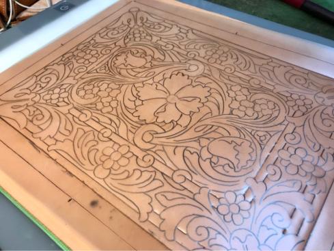 2020 Prescott Carving Contest 出品作品の製作過程(その1)_a0228364_12374372.jpg