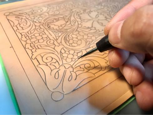2020 Prescott Carving Contest 出品作品の製作過程(その1)_a0228364_12374445.jpg