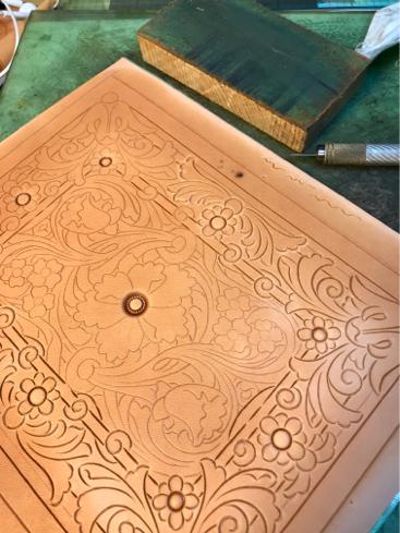 2020 Prescott Carving Contest 出品作品の製作過程(その1)_a0228364_12460987.jpg