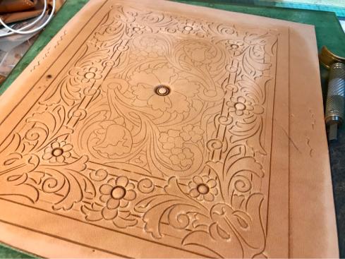 2020 Prescott Carving Contest 出品作品の製作過程(その1)_a0228364_12461014.jpg