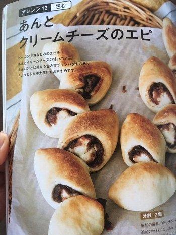 「はじめてでも超簡単!1時間パン~ 1つの生地から21種類のパンができる~」の魅力_f0224568_19434103.jpg