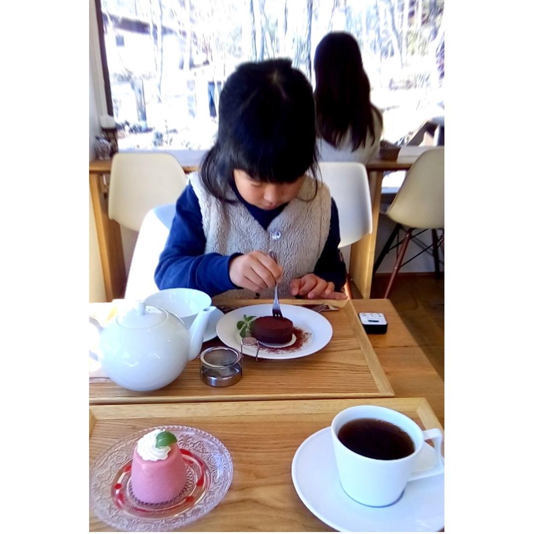 マトリカリヤ。軽井沢のカフェなど。_c0110869_19142380.jpg